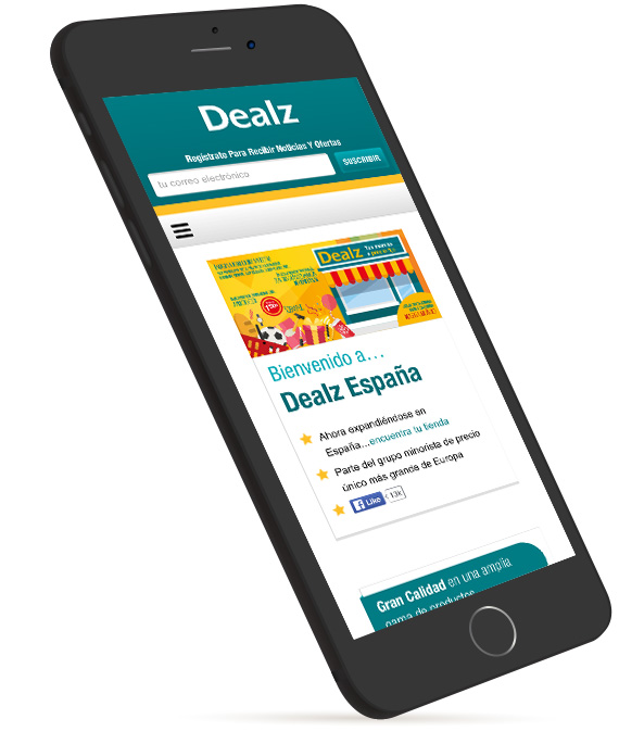 Dealz-Smartphone