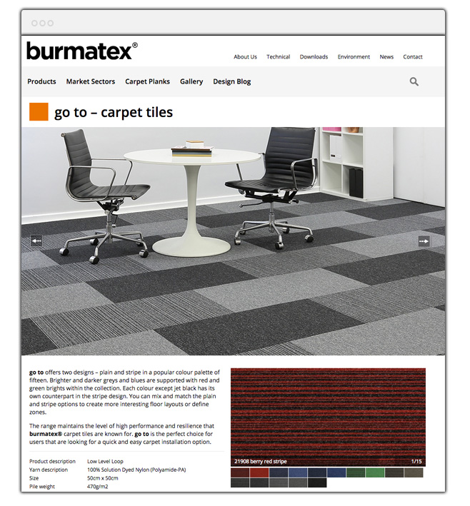burmatex-product-page